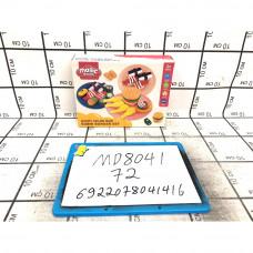 Масса для лепки Фаст-фуд 72 шт в кор. MD8041