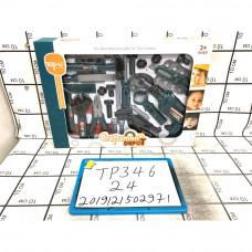 Набор инструментов, 24 шт. в кор. TP346