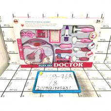 Набор Доктора, 18 шт. в кор. 969-76A