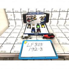Машинки Трансформер 8 шт. в блоке, 192 шт. в кор. LF805