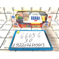 Игровой набор Касса, 30 шт. в кор. 66056