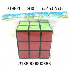 2188-1 Кубик-Рубик, 360 шт. в кор.