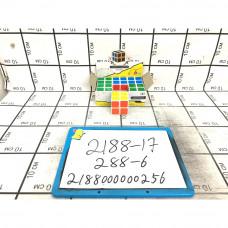 Кубик-Рубик 6 шт. в блоке, 288 шт. в кор. 2188-17