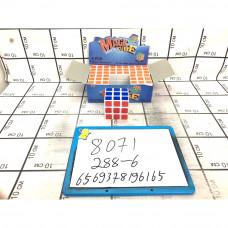 Кубик-Рубик 6 шт. в блоке, 288 шт. в кор. 8071