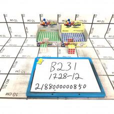 Кубик-Рубик 12 шт. в блоке, 1728 шт. в кор. B231