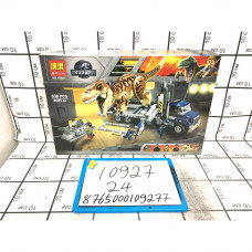 Конструктор Динозавр 638 дет. 24 шт в кор. 10927