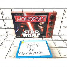 Настольная игра Монополия Космические войны 36 шт в кор. 4004