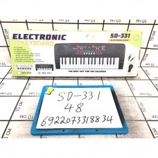 Синтезатор электроник, 48 шт. в кор. SD-331
