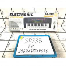 Синтезатор электроник, 60 шт. в кор. SD333