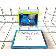 Машинка (свет, звук), 72 шт. в кор. 933-137A