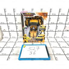 Робот Трансформер Max, 36 шт. в кор. 527
