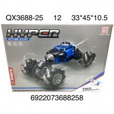 QX3688-25 Машина вездеход Р/У 12 шт в кор.