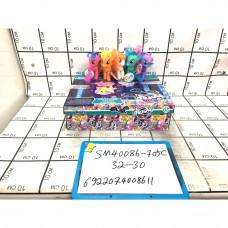Пони 30 шт. в блоке, 960шт. в кор. SM40086-705C