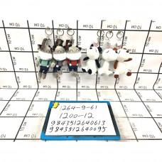Мягкие игрушки Брелок 12 шт. в блоке, 1200 шт. в кор. 1264-9-61