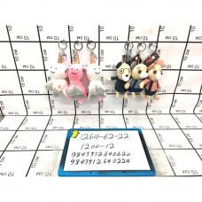 Мягкие игрушки Брелок 12 шт. в блоке, 1200 шт. в кор. 1264-62-22