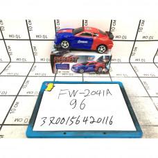 Машина Трансформер, 96 шт. в кор. FW-2041A