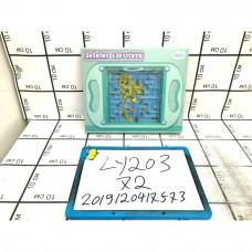 Игра Лабиринт с шариком, 72 шт. в кор. LY203