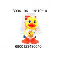 Уточка (свет, муз, танцует), 96 шт. в кор. YJ-3004