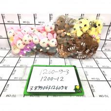 Мягкие игрушки 12 шт. в блоке, 1200 шт. в кор. 1260-9-3