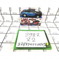 Машина Трансформер (свет, звук), 72 шт. в кор. 8987