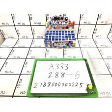 Кубик-Рубкик 6 шт. в блоке, 288 шт. в кор. A333