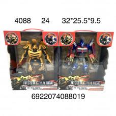 4088 Робот Трансформер, 24 шт. в кор.