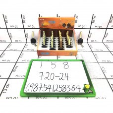 Брелок Ключи 24 шт. в блоке, 720 шт. в кор. 158
