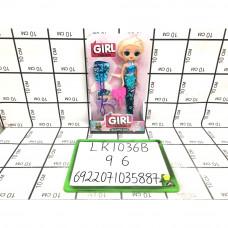 Кукла Girl русалка, 96 шт. в кор. LK1036B