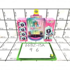 Кукла сюрприз Hairdorables, 96 шт. в кор. 668Z-15A
