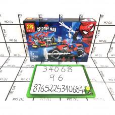 Конструктор Супергерои 265 дет., 96 шт. в кор. 34068
