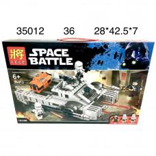 35012 Конструктор Космические войны 405 дет. 36 шт в кор.