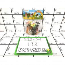 Домашние животные в пакете Ферма, 192 шт в кор. 828-10-1