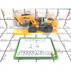 Трактор, 24 шт. в кор. H998-19
