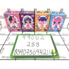Кукла Hair сюрприз, 288 шт. в кор. 99002