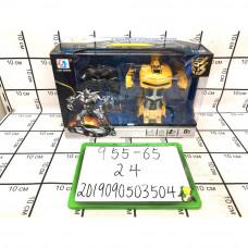 Робот Трансформер 2 шт. в наборе, 24 шт. в кор. 955-65