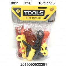 8811 Набор инструментов, 216 шт. в кор.