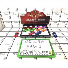 Модельки 12 шт. в блоке, 576 шт. в кор. 0825A