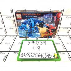 Конструктор Супергерои 238 дет. 48 шт в кор. 64039