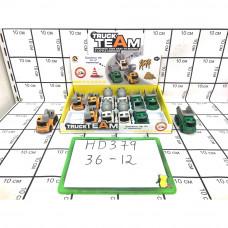 Модельки машин 12 шт. в блоке, 432 шт. в кор. HD379