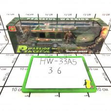 Военная техника, 36 шт. в кор. HW-33A5