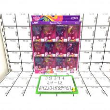 Пони 12 шт в блоке, 288 шт в кор. 88394