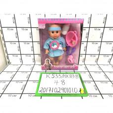 Кукла-Пупс с аксессуарами 48 шт в кор. K555/HX313-8