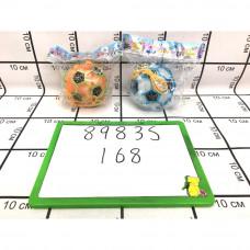 Игрушка мячик 168 шт в кор. 89835