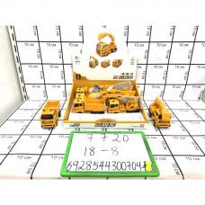 Грузовая техника 8 шт. в блоке, 144 шт. в кор. 7720