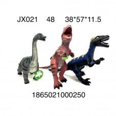 Динозавры (звук), 48 шт. в кор. JX021