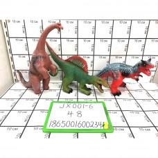 Динозавры (звук), 48 шт. в кор. JX001-6