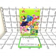 Конструктор для малышей 3+ 166 дет., 8 шт. в кор. LXA822