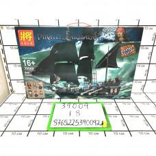 Конструктор Пираты 840 дет., 18 шт. в кор. 39009