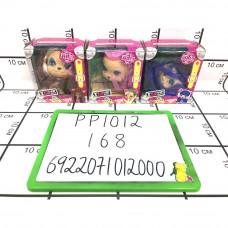 Любимые питомцы 6 шт. в блоке, 168 шт. в кор. PP1012