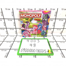 Монополия Пони 48 шт в кор. 4003